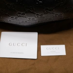 Gucci Bags - STUNNING NEVER USED GUCCI PELHAM LEATHER